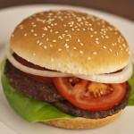 Burger - geht auch in Bio!